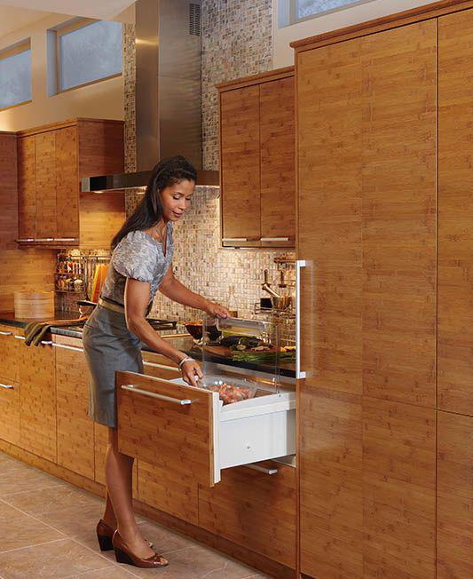 Kitchen Design Goes Freestyle