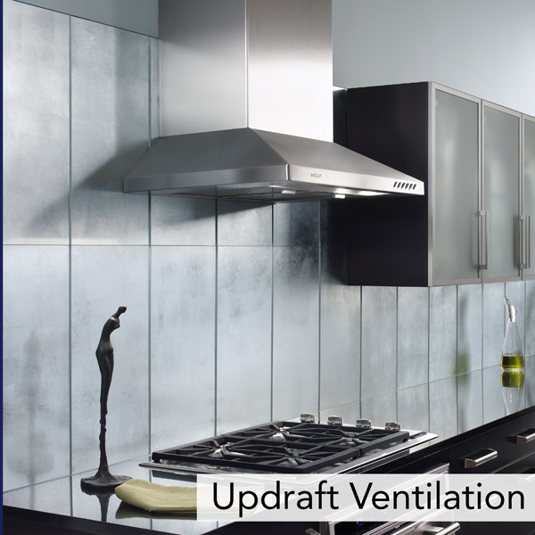 Options for kitchen ventilation friedman 39 s ideas and for Kitchen ventilation ideas