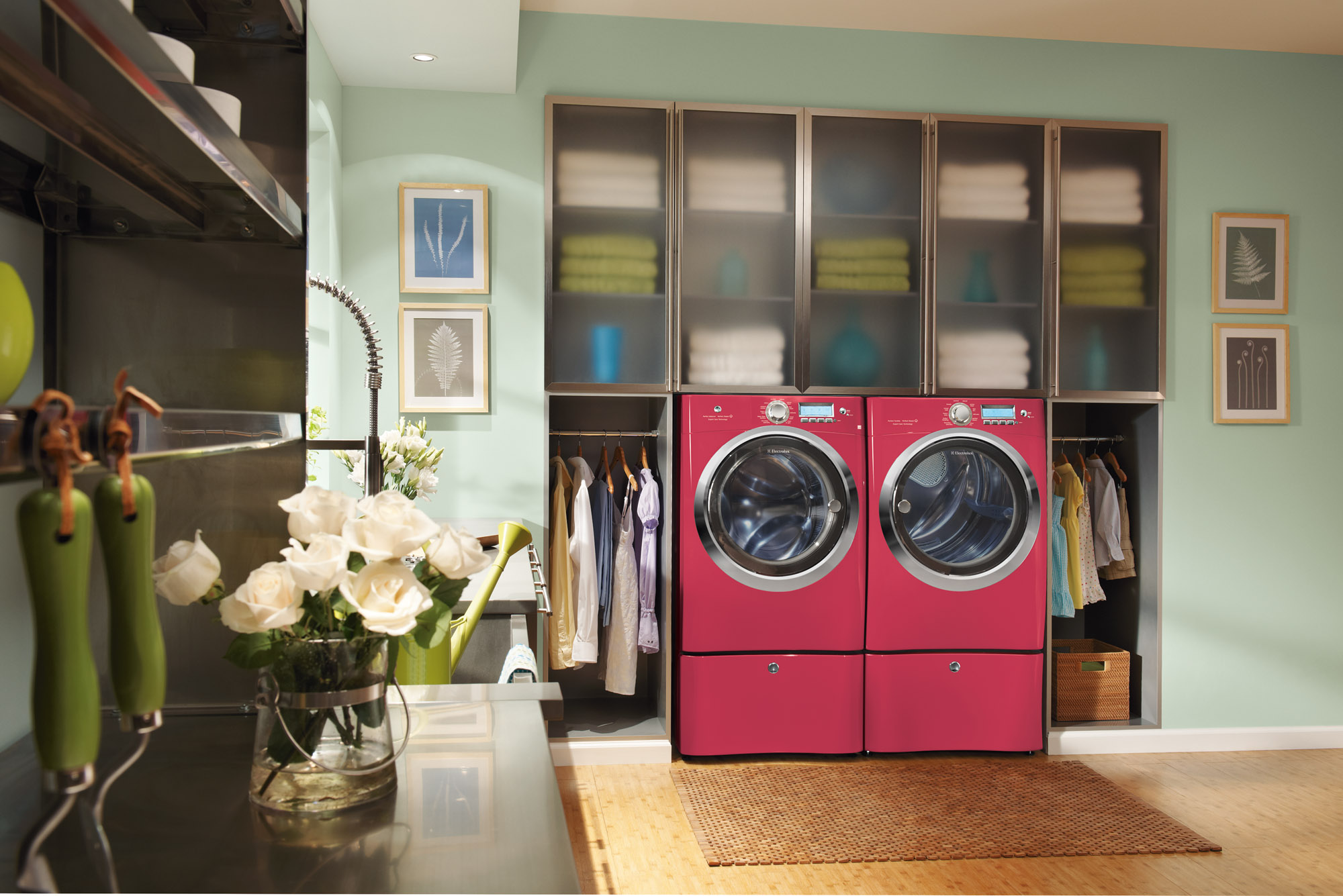 A Visual Warehouse of New Laundry Designs