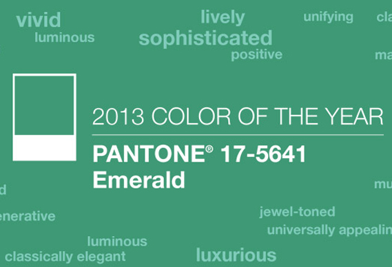 Announcing the 2013 Color of the Year