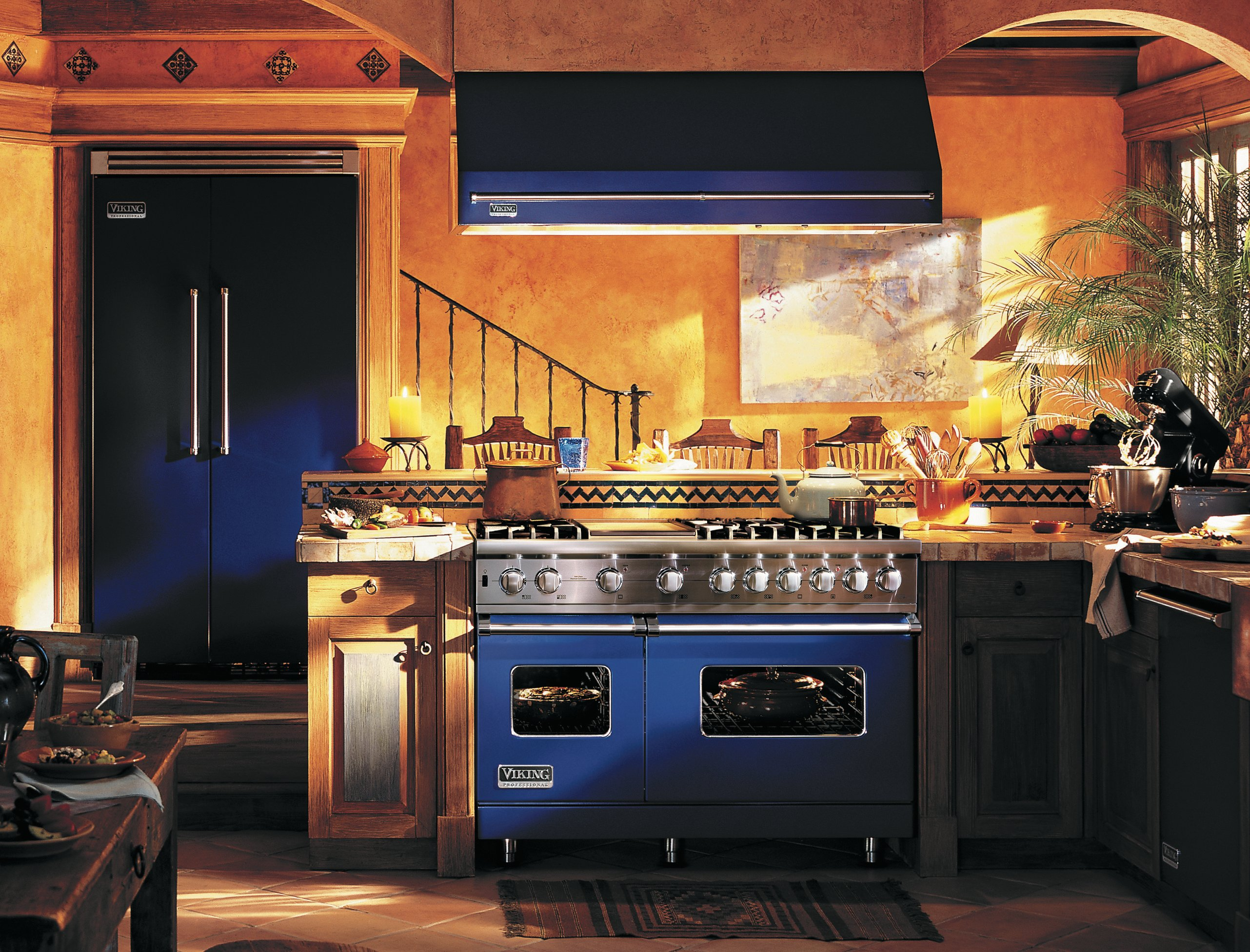 Personalize Your Kitchen with Color