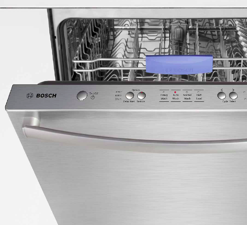 A Dishwasher with Amazing Performance and Eco-Friendly Too