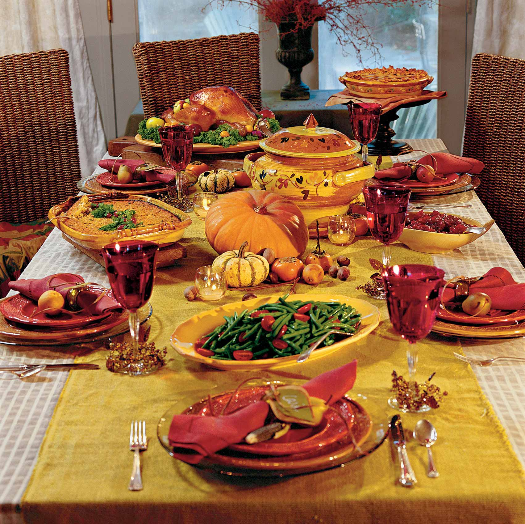 Organization Tips for Thanksgiving