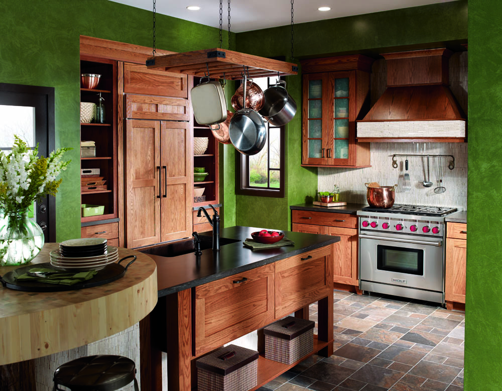 Integrated Appliances: Establishing Focal Points in the Kitchen