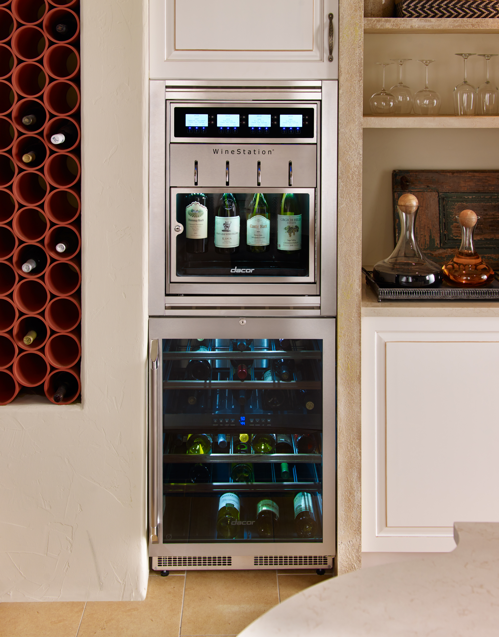 Dacor Brings Elegant Wine Experience To Your Home