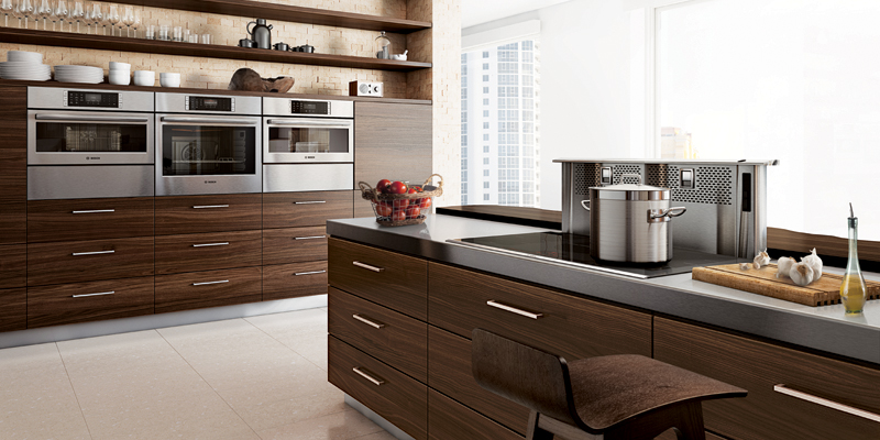 Sleek, Modern Kitchen Line Now Available