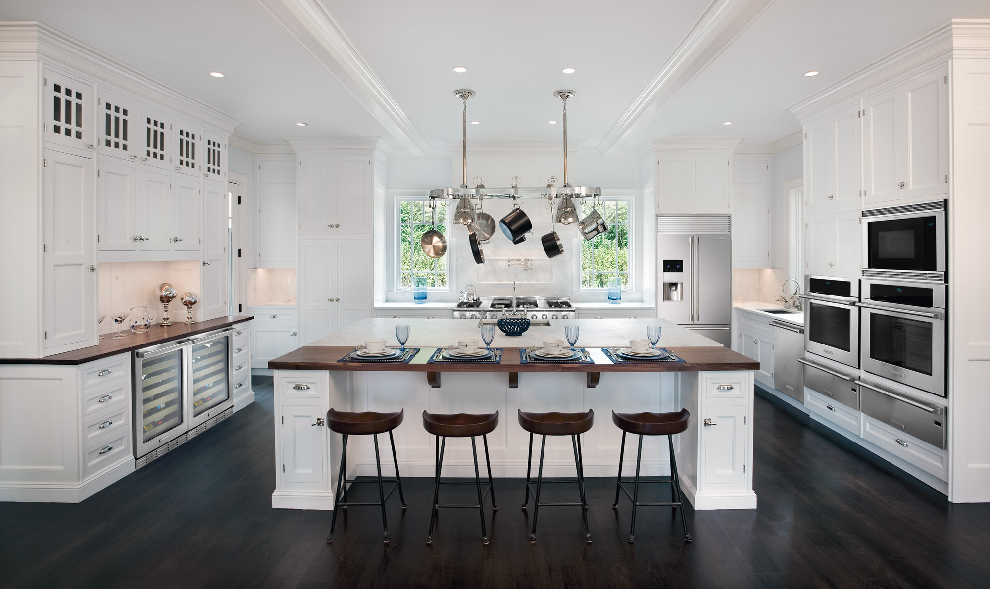 How to Design a Pro Kitchen