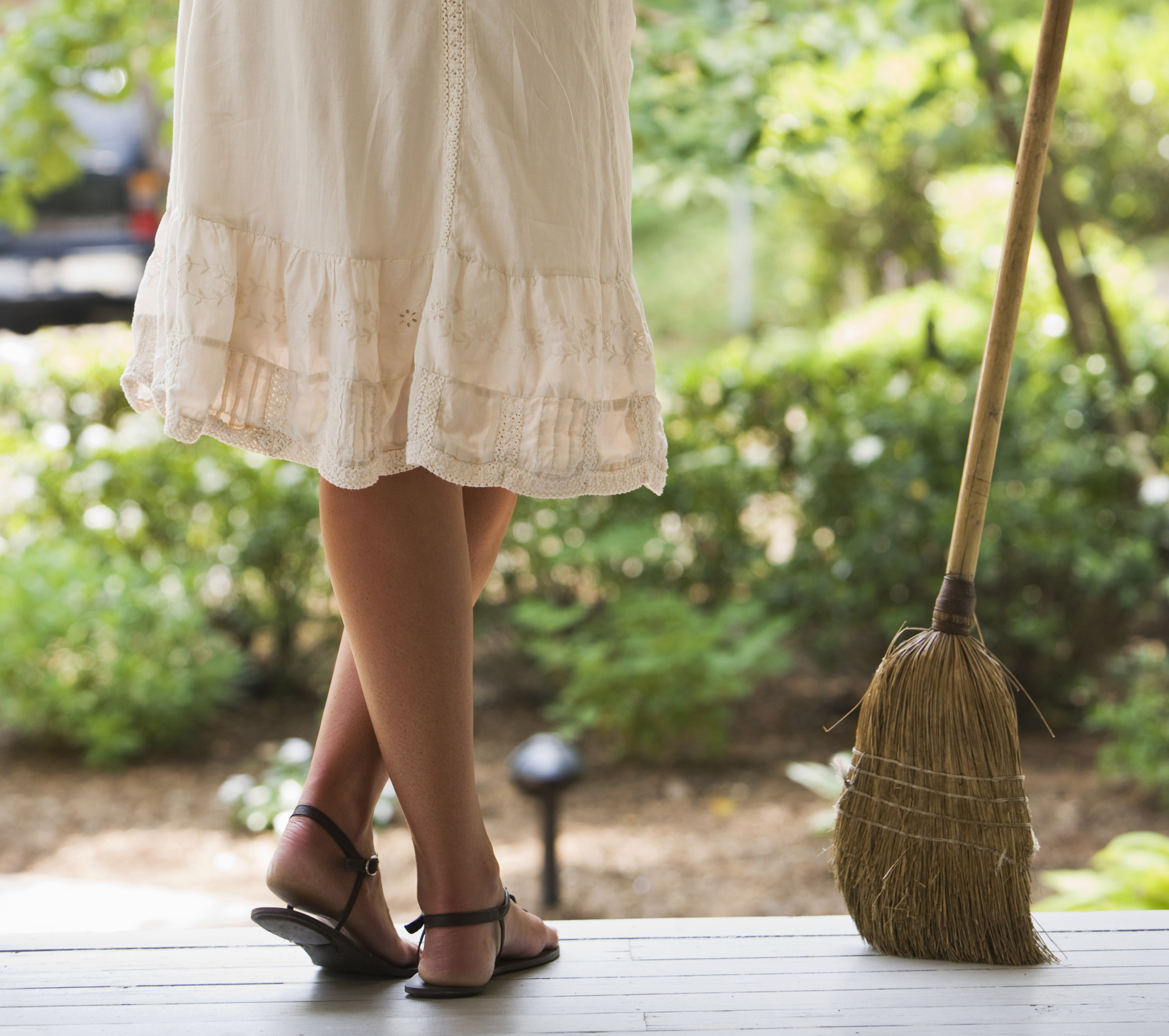 Green Cleaning Tips for Patios