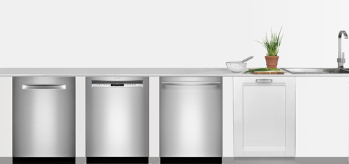 Bosch-Dishwashers