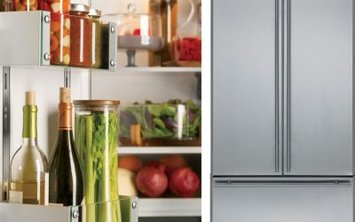 A Refrigerator Built with Luxury in Mind