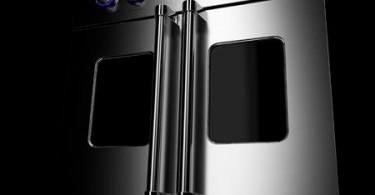 ge monogram refrigerator built with luxury in mind. Black Bedroom Furniture Sets. Home Design Ideas