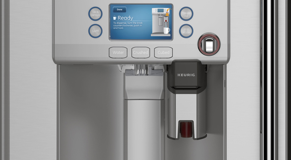 A Perfect Match: Keurig and GE Refrigerators
