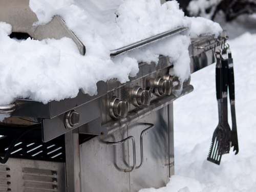Checklist for Winterizing your Grill