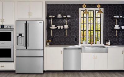 Frigidaire Professional Puts Show-Stopping Design Within Reach