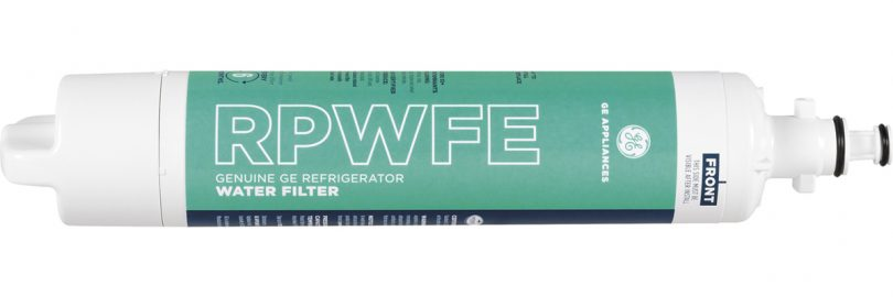 GE RPWFE water filter for refrigerator