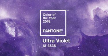 pantone 2018 color ultra violet