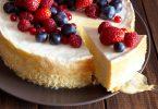 Arthurs Hamptons Cheesecake