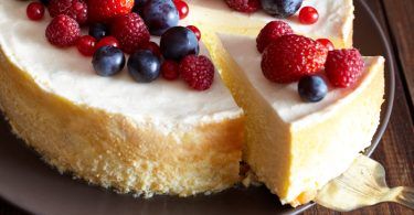 Arthurs Hamptons Cheesecake