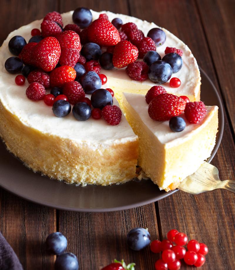 Arthur's Hamptoms Cheesecake