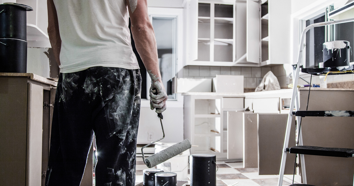 8 Painting Tips for Kitchen Cabinets