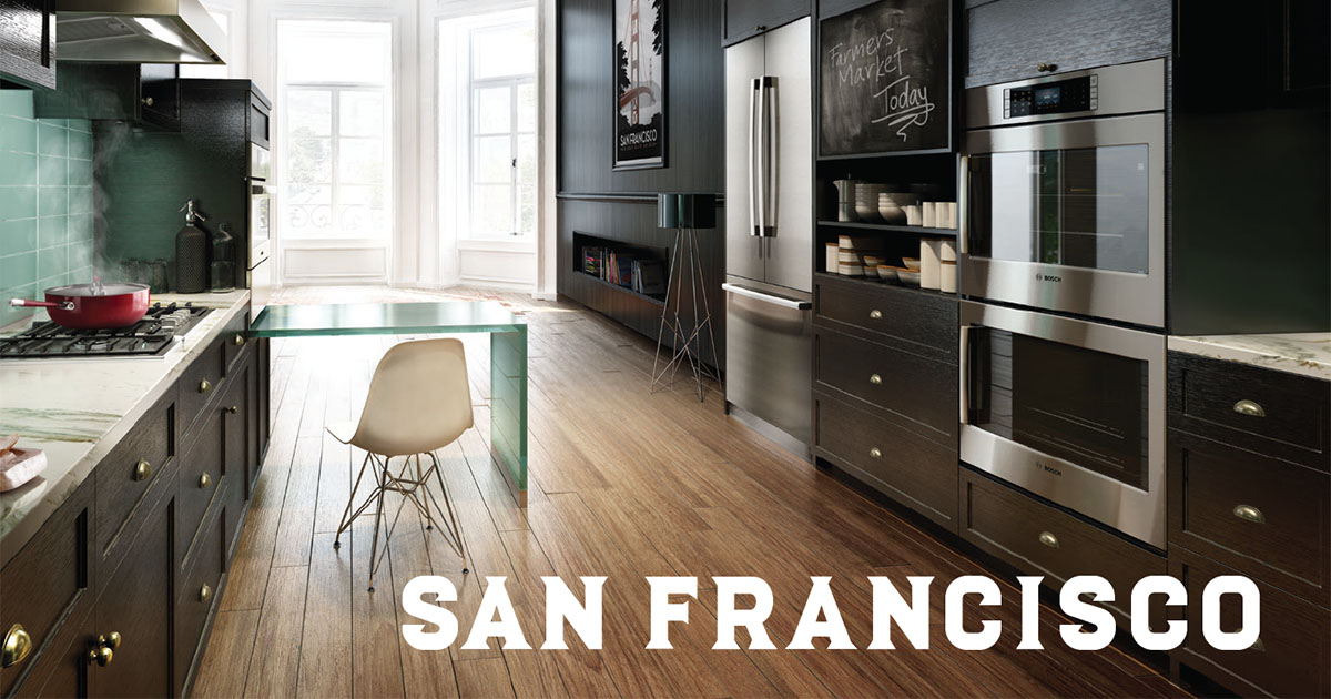 Kitchen Design Trends Coast to Coast