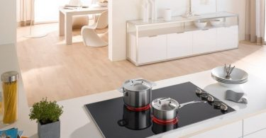 Miele electric cooktop