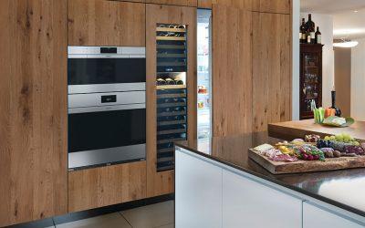 Integrated vs. Counter-Depth Refrigeration