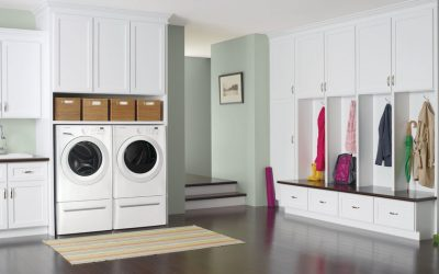 Secrets of a Luxury Laundry Room