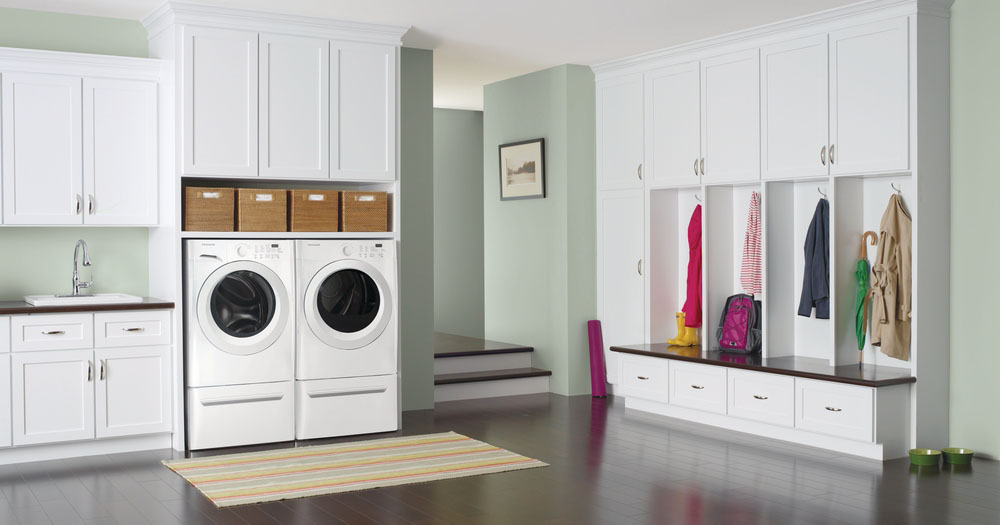 Luxury Laundry Room