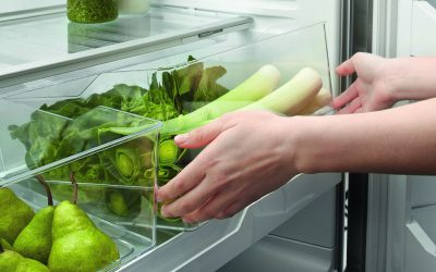 Technology Helps Keep Your Produce Fresh At Home