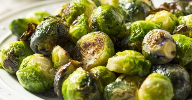 Air Fry Brussel Sprouts