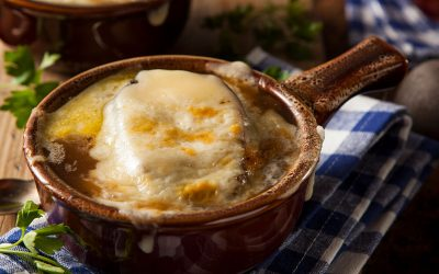 Divine French Onion Soup