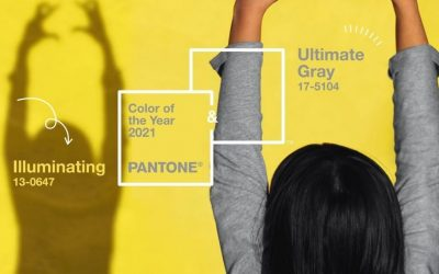 Pantone Announces the 2021 Color(s) of the Year