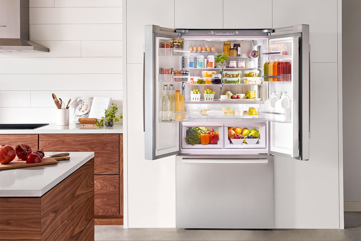 Bosch Double Refrigeration