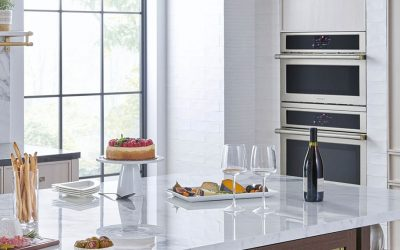 5-in-1 Wall Oven: Multiple Cooking Options To Fit Your Life