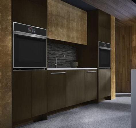Monogram Minimalist Collection single wall oven