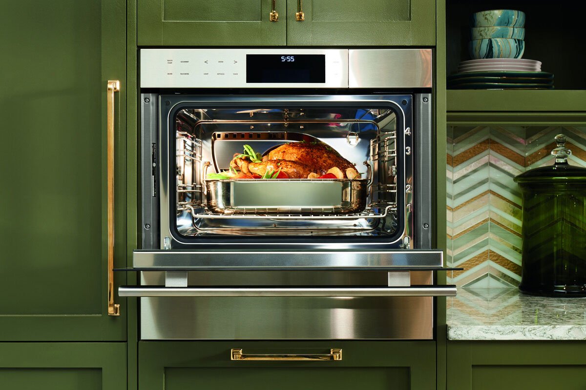 Wolf Steam Convection Oven