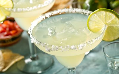 Simple Lime Margarita