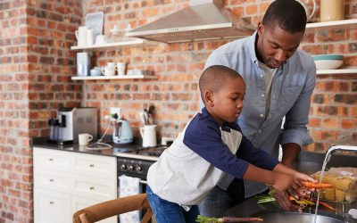 Involving Your Kids in the Life of the Kitchen