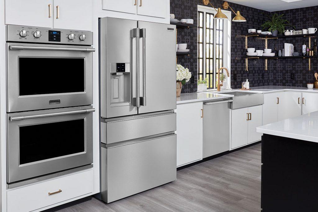 Frigidaire Pro kitchen
