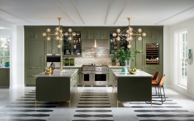 The Shape of Kitchens to Come