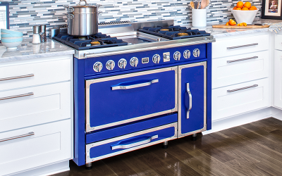 How to Bring Color into the Kitchen