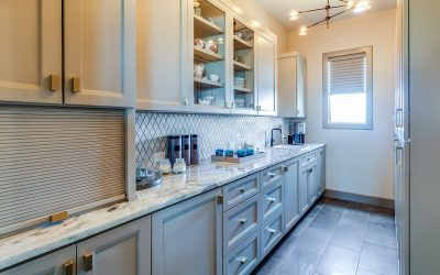 Pantry Goals: Why a Secondary Kitchen Space Makes Sense